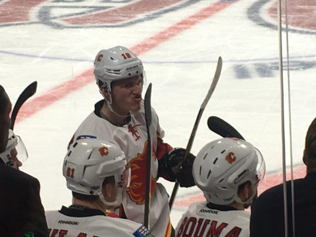 Calgary Flames Matthew Tkachuk